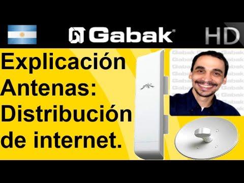 Antenas para distribuir Internet: explicación del funcionamiento