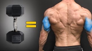 The BEST Dumbbell Exercises - TRICEPS EDITION!