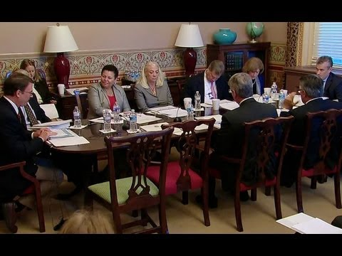 President's Management Advisory Board Meeting - Part 1
