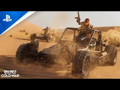 Call of Duty®: Black Ops Cold War - Tráiler PS5 Multijugador en ESPAÑOL | PlayStation España