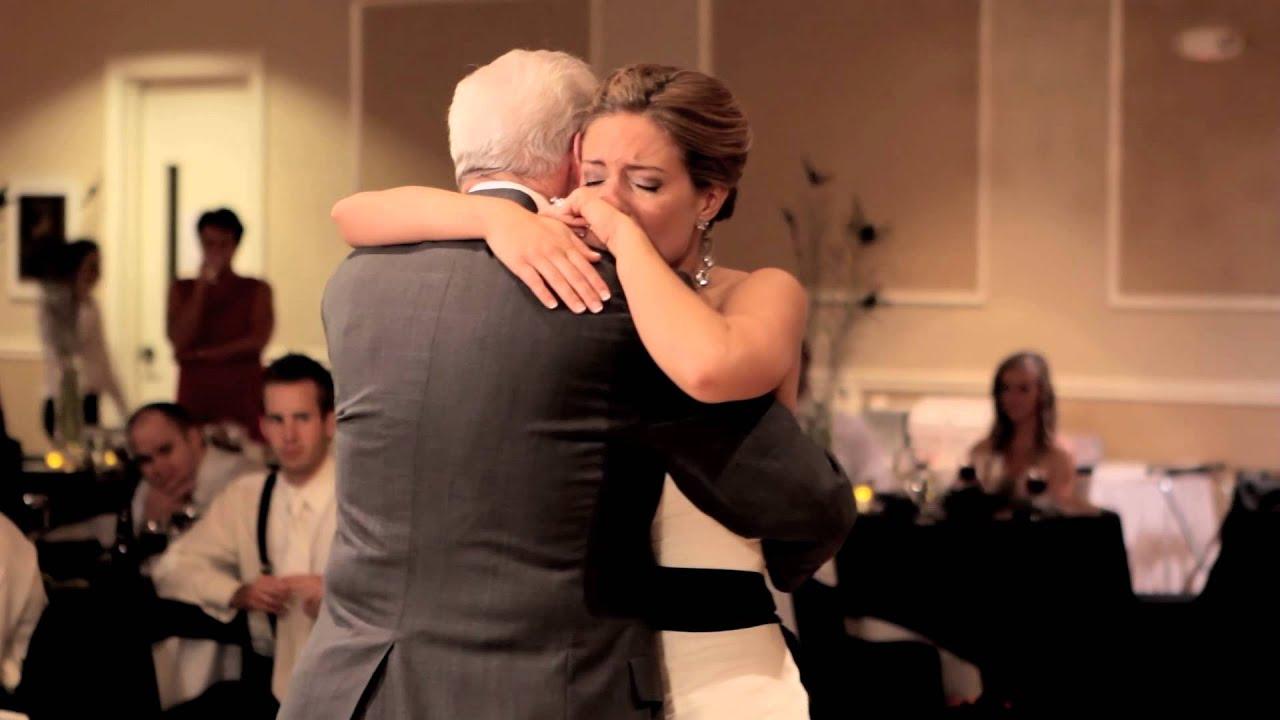 Фото дочери с отцом на свадьбе