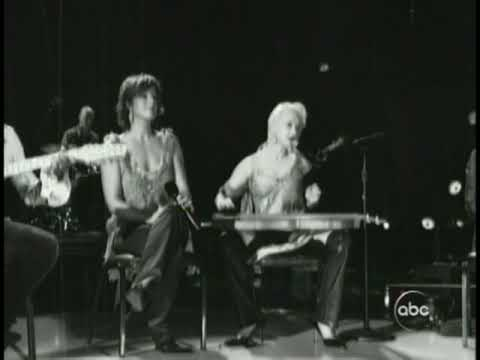 Cyndi Lauper Ft Sarah Mclachlan Time After Time Acoustic 2005