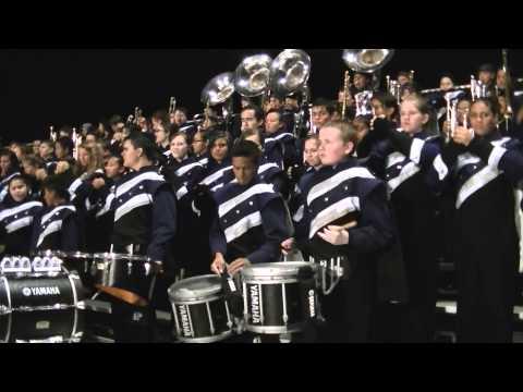 Celebration High School Band 9 19 2014