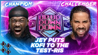 KOFI KINGSTON vs. JEY USO: UpUpDownDown Championship Match