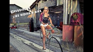Dressing is like riding a bike in Second Life