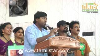 Vijay Sethupathi At Small Screen Actors Association