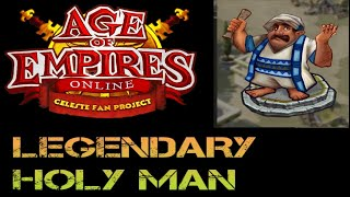 Age of Empires Online Legendary Holy Man