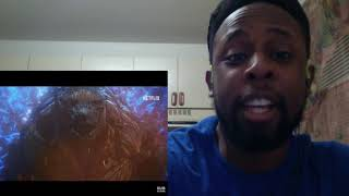 Godzilla: Monster Planet Final Trailer (2018) REACTION