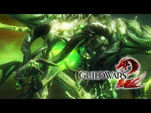 Fall of Zhaitan! Guild Wars 2 - Arah Dungeon (Level 80)