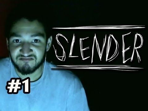 SLENDER: Attempt 1 w/Nova - THE WINDOW MAN