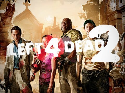 We're Still Really Good At Left 4 Dead 2