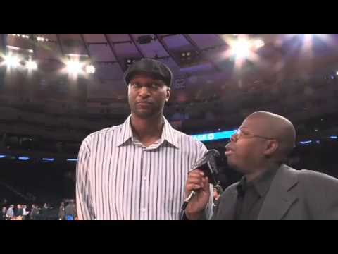 "John Wallace Talks New York Knicks, Syacuse Basketball with Derrel ""Jazz"" Johnson"