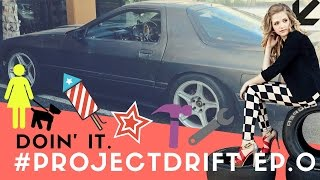 IM DOING IT! | Getting an RX7 | Project Drift - EP.0