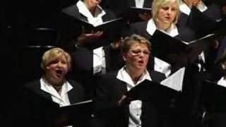Symphony Orchestra Of Lithuania State Philharmonic Hall Anthem Of The Lithuanian