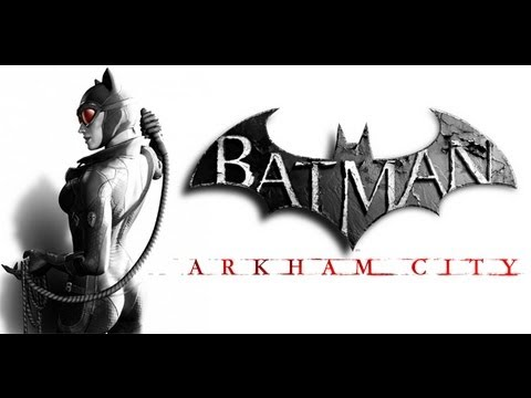 Gameplay Batman Arkham City: Conflito Na Cobertura - Mulher Gato