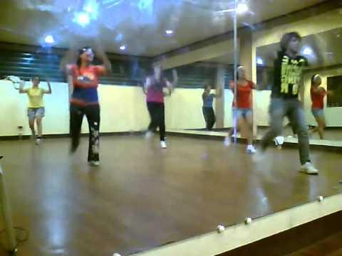 Dance Exercise Taebo.wmv video