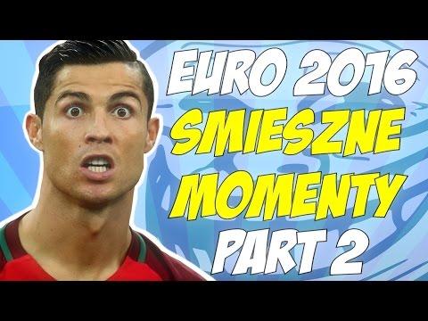 UEFA EURO 2016 - ŚMIESZNE MOMENTY - PART 2