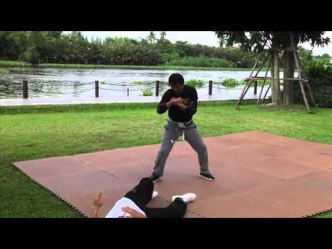 Tony Jaa: Practice Time September 2014 video