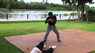 Tony Jaa: Practice Time September 2014