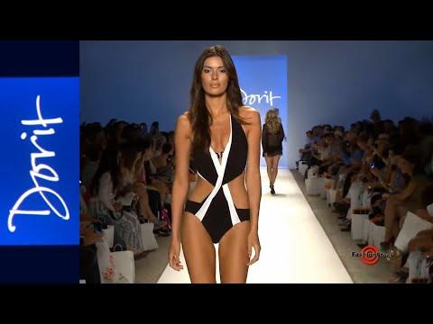 Dorit - Mercedes-benz Fashion Week Swim 2013 Runway Show Bikini Models Sexy video