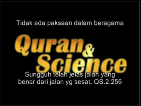 ! Liputan Para Profesor Canada, Amerika Bahwa Qur'an Terbukti Firman Tuhan video