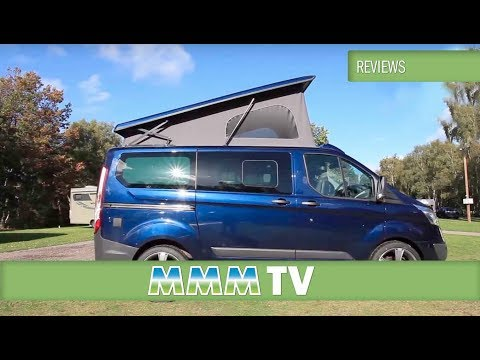 Campervan of the Year 2014 - Wellhouse Ford Terrier motorhome video review