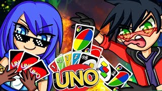 THE ANGRIEST UNO GAME EVER!