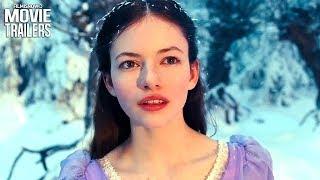 "THE NUTCRACKER AND THE FOUR REALMS ""Mackenzie Foy is Clara"" Trailer (2018)"
