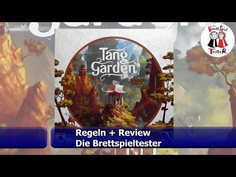 Tang Garden von Skellig Games - Regeln + Review - Brettspiel - Die Brettspieltester