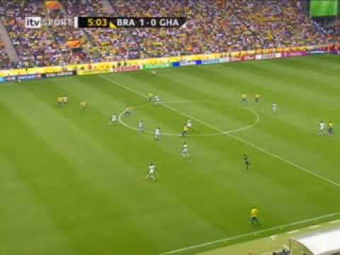 Ronaldo goal against Ghana Video