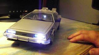 My BTTF Delorean 1:15 scale.