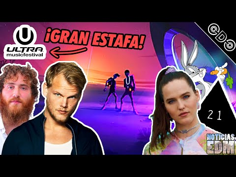 Noticias de Martin Garrix, Avicii, Tritonal, Demandan a Ultra Music Festival e injusticias en el EDM