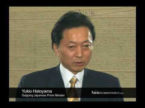 Naoto Kan seeks to fill the shoes of Japan's Prime Minister Yukio Hatoyama