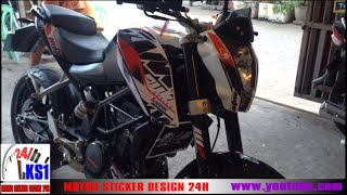 Ktm 200 duke | New duke ktm 200 All Walkaround