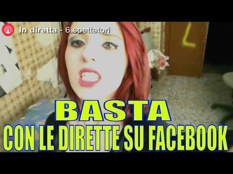 Basta con le dirette su Facebook - Carmine Migliaccio