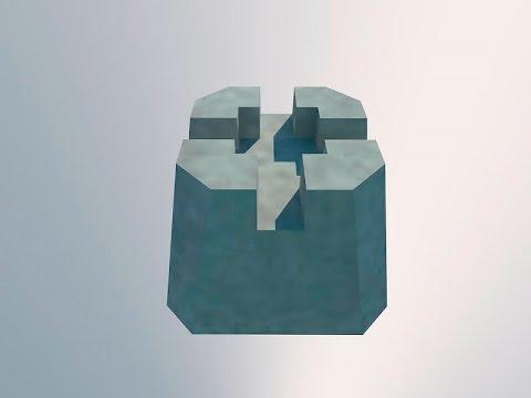 Фундамент - Опорный столбчатый фундамент - 0