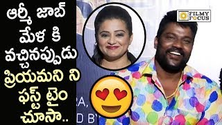 Baahubali Prabhakar Super Fun with Priyamani @Sirivennla Movie Press Meet