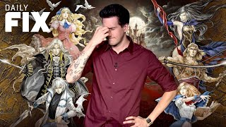 New Castlevania Is a Bit Disappointing - IGN Daily Fix