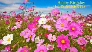 Luis Alberto   Nature & Naturaleza - Happy Birthday