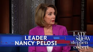 Leader Nancy Pelosi Makes A Midterm Prediction