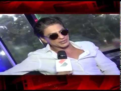 Shahrukh Khan Exclusive Interview with Sandesh News