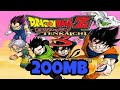 [200mb] DRAGONBALL Z 3  - TENKAICHI BUDOKAI 3 HIGH COMPRESSED DOWNLOAD FOR ANDROID