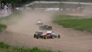 Off-Road-Buggy racing contest crash crazy action