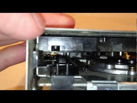 Amiga HD floppy drive repair - Chinon FB-357A