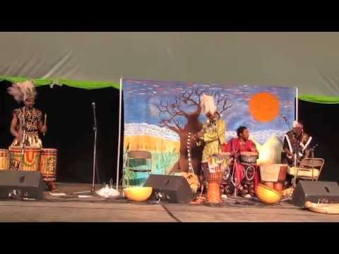 KUNDA African Culture Music & Dance : Festival Demo (2011)