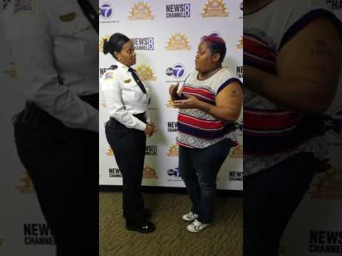 Talking #MissingDCGirls with MPD Commander Chanel Dickerson, Investigative Services Bureau,