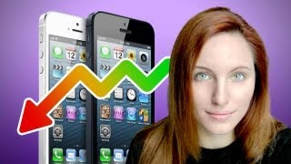 iPhone Loses Popularity... Finally!