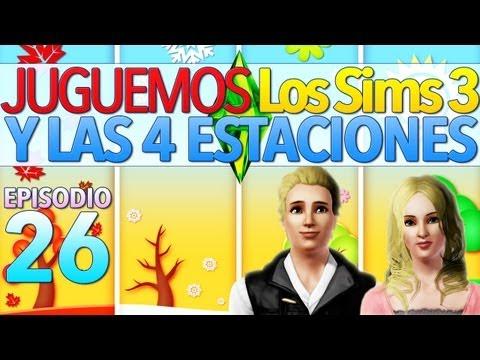 Los Sims 3 Y las Cuatro Estaciones   Parte 26: Persecución a toda velocidad :P