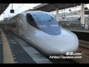 "2007年11�26��影� � 2007年11�26��影� � Sany� Shinkansen Super Express ""Hikari-Railstar"". � 700 Series of JR West Japan Railway Company. � Okayama station."