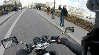 Random Footage #17: Daily Observations, Fails & Wins on a Honda CBF 600 NA